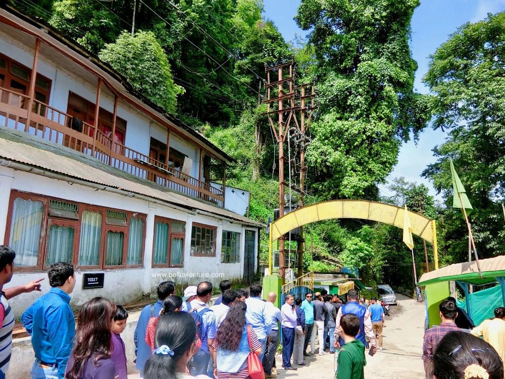 Darjeeling Rangeet Valley Passenger Ropeway印度 大吉嶺 纜車