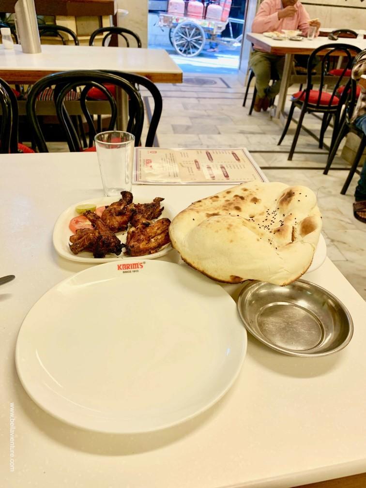 印度india 德里Delhi 新德里delhi 回教餐廳 Karim's