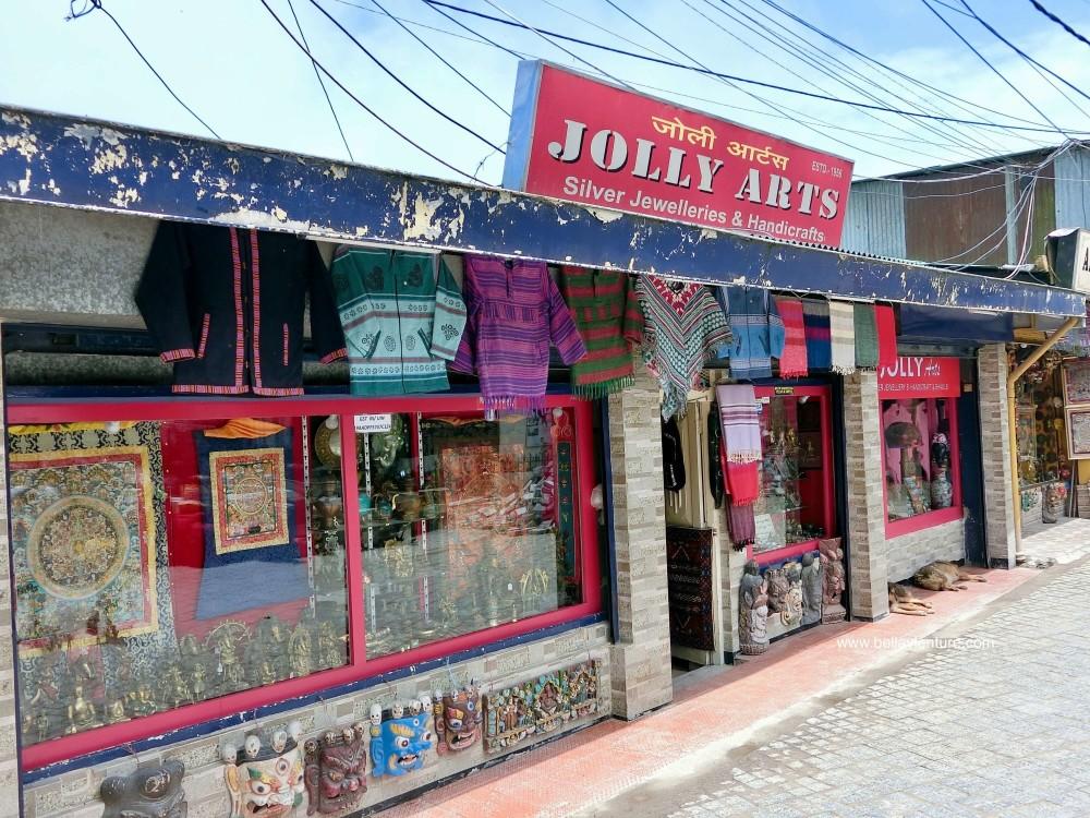 印度 大吉嶺 街道