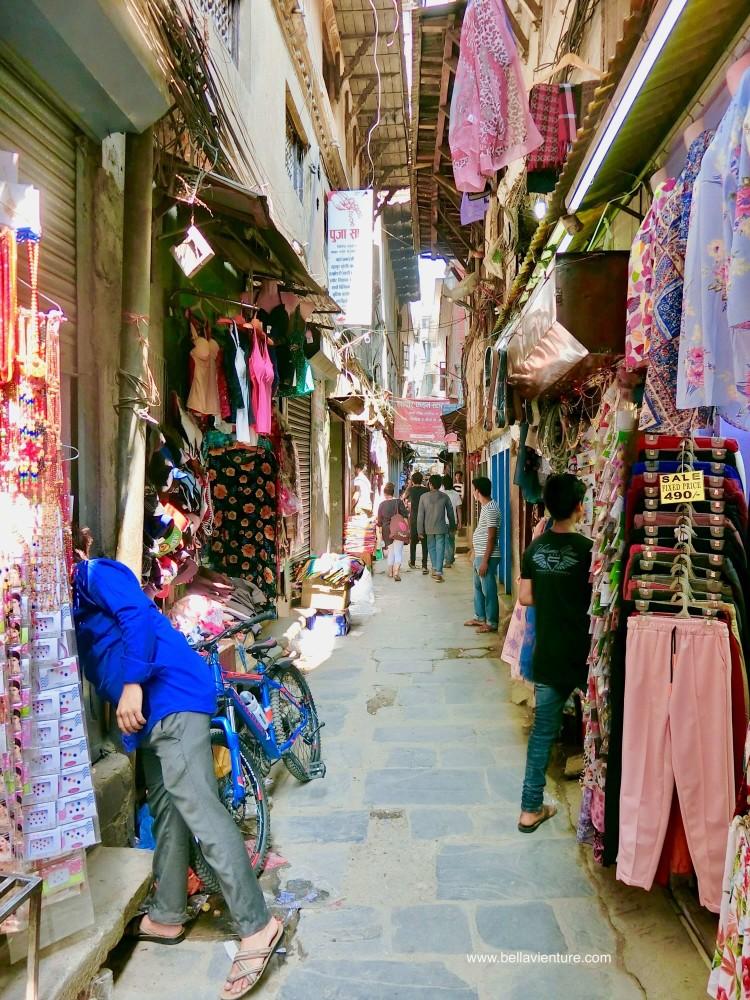 尼泊爾 加德滿都 街道 歷史 古城