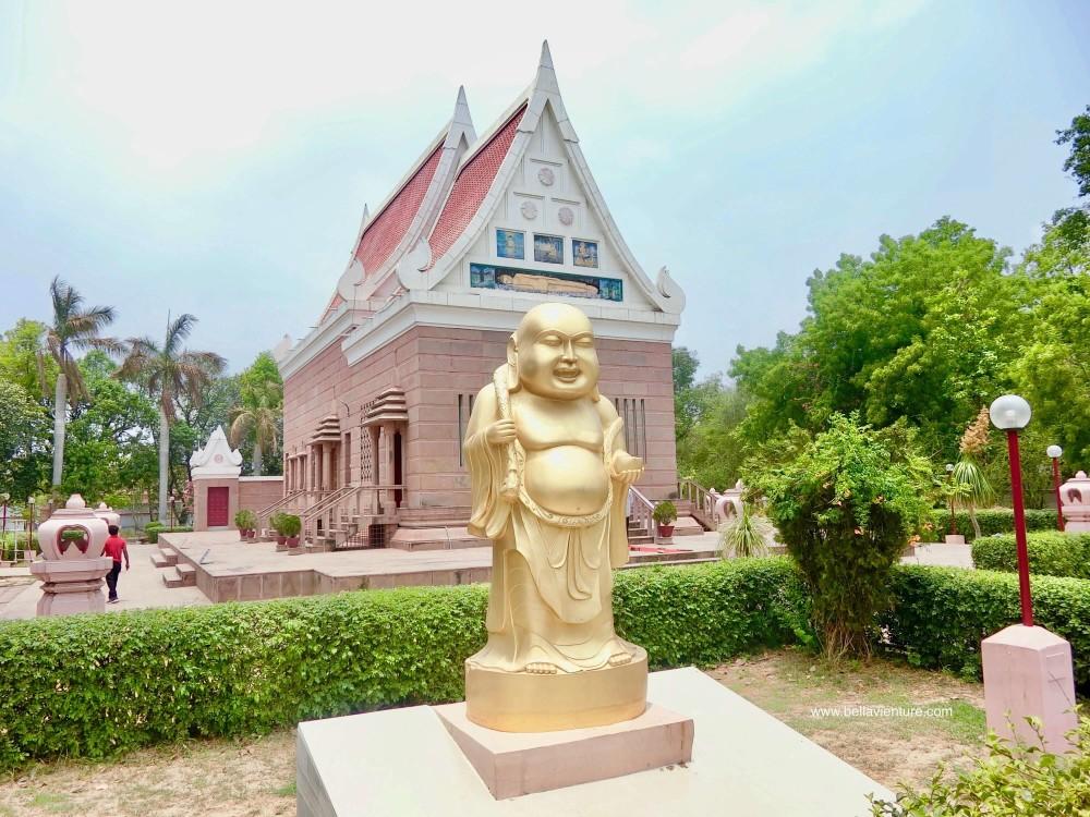 印度 india 瓦拉納西  varanasi 鹿野苑 sarnath 泰國寺院 thai temple