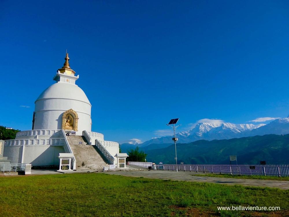 尼泊爾 nepal  妙法寺 和平塔 波卡拉 pokhara