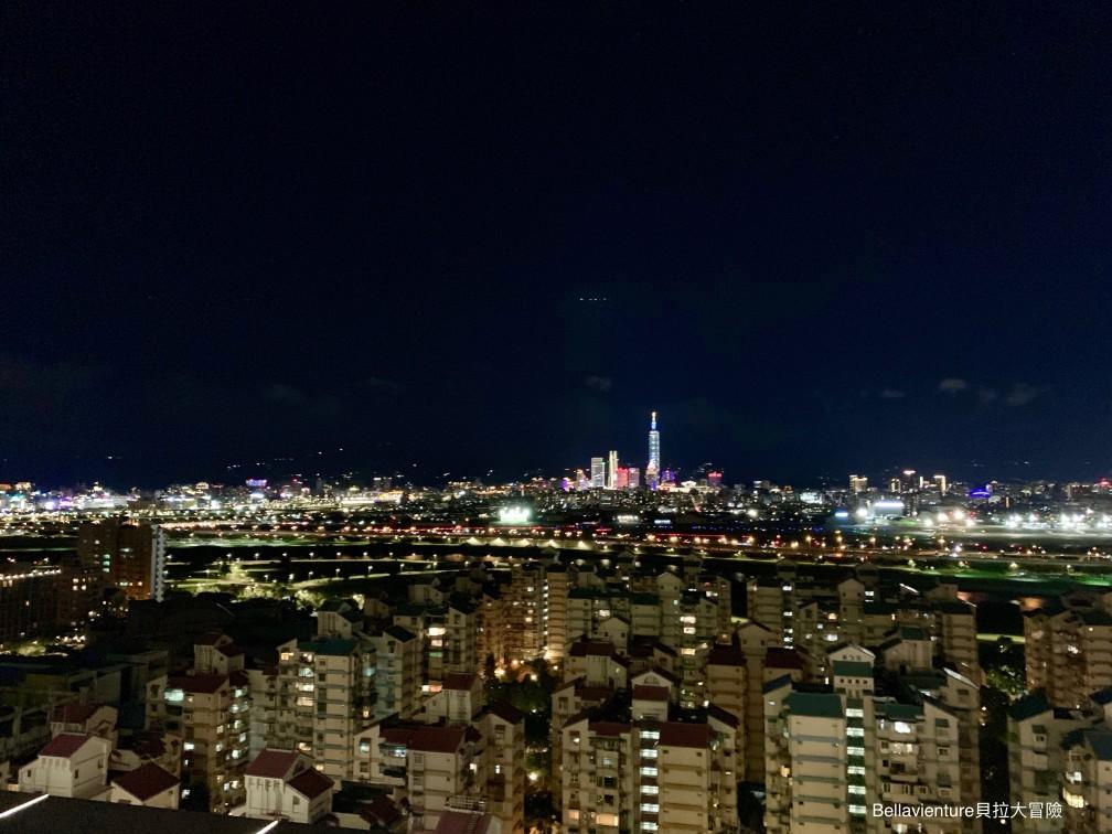 萬豪酒店夜景