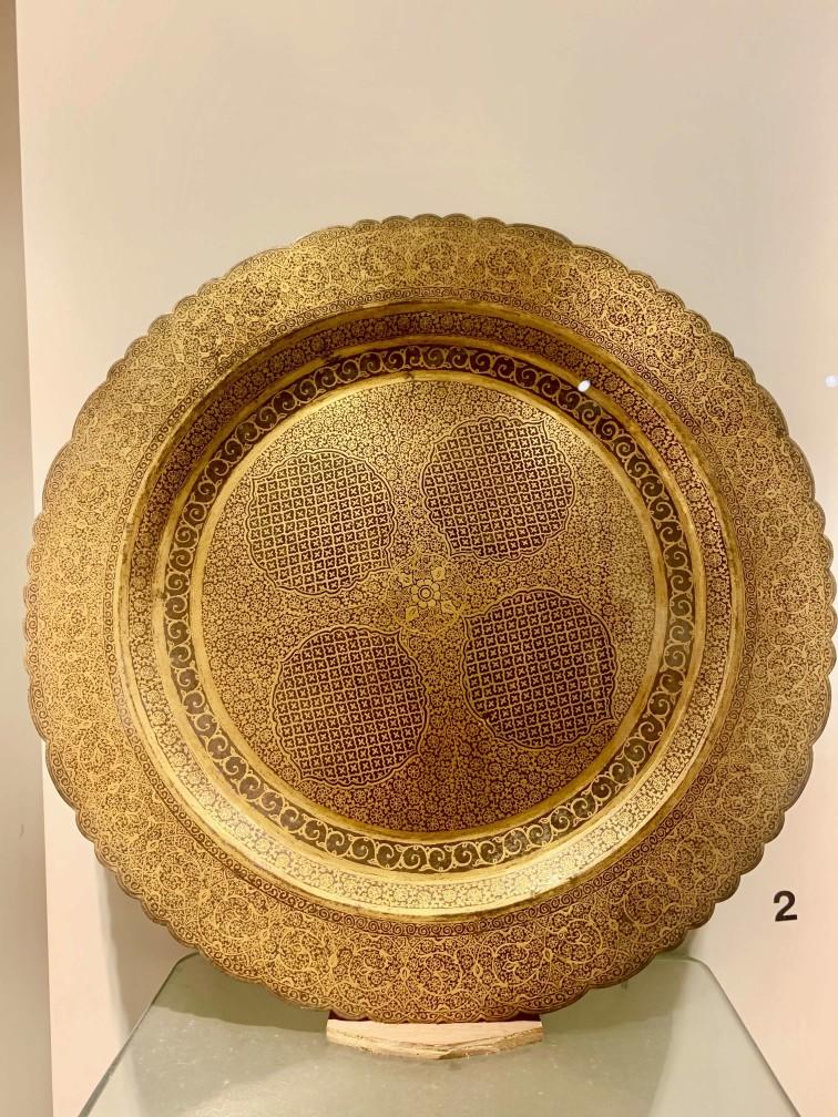 印度 加爾各答 印度博物館 金