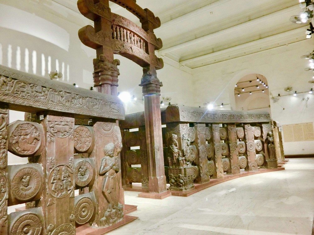 印度 加爾各答 印度博物館 展覽