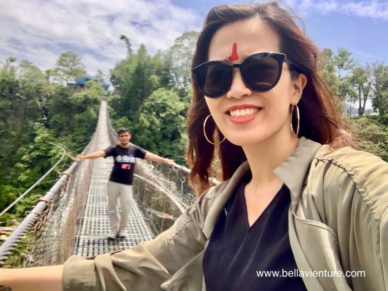 尼泊爾 波卡拉 nepal pokhara 吊橋