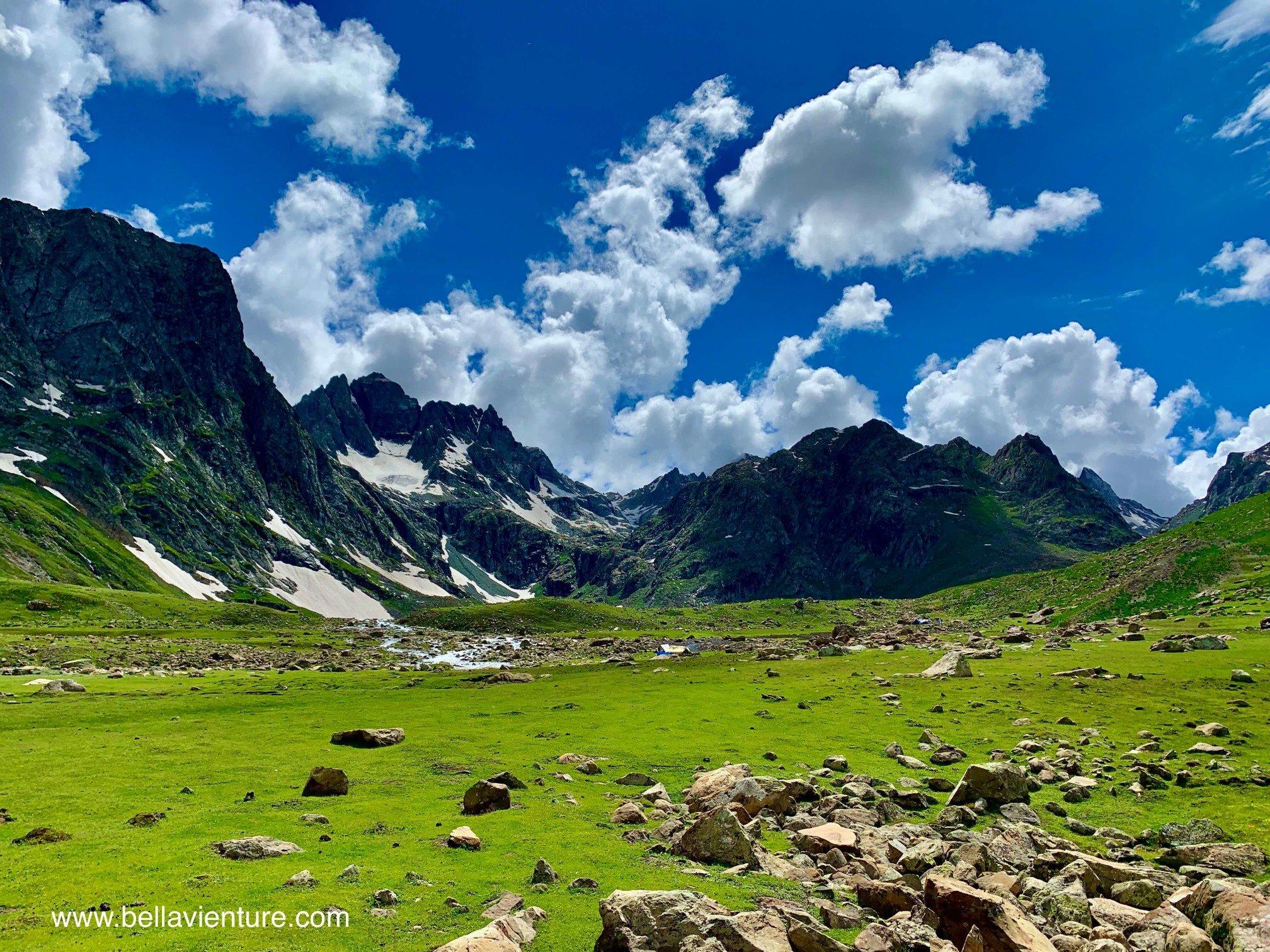 印度 India 北北印 North India 喀什米爾  Kashmir 八天七夜 健行 大自然 美景
