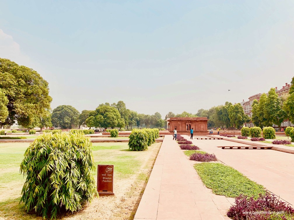 印度 India 新德里 New Delhi 德里 Delhi 紅堡La Quila Red Fort