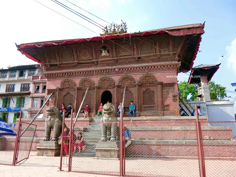 尼泊爾 加德滿都 廣場