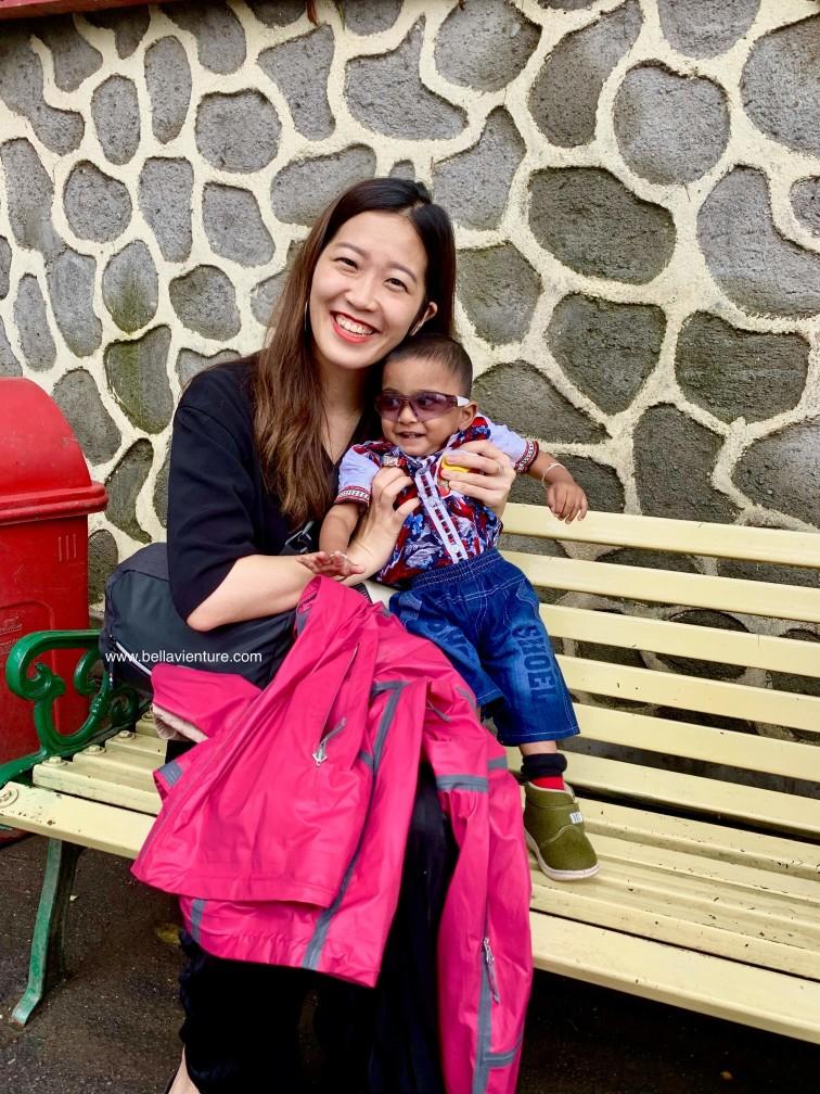 印度 大吉嶺 遊客 自拍