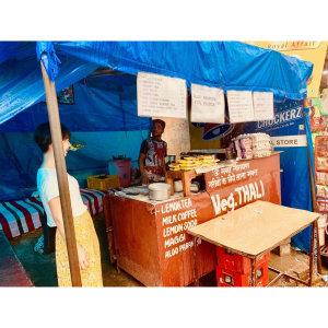 【印度】21天秒決定到印度兩個月!達蘭薩拉(一) Day28 大昭寺.初遇馬鈴薯餡印度大餅太好吃!