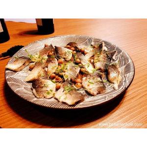 【食記】法租界二訪年末新菜單.白酒暢飲謝謝老闆的招待!