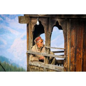 【印度】21天秒決定到印度兩個月!馬納利(一)Day 33 小瑞士.溫泉鄉.蘋果樹在哪裡~