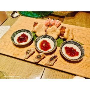 【食記】炸美.東區花彘醺創作夜食清酒.不醉不歸~