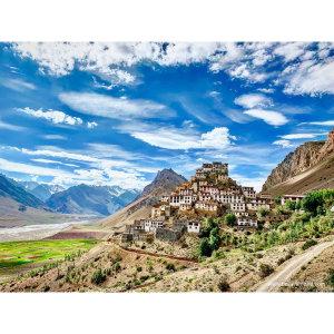 【印度】21天秒決定到印度兩個月!斯碧提山谷(二)Day36 卡札.時間凍結的千年修道院(圖多)