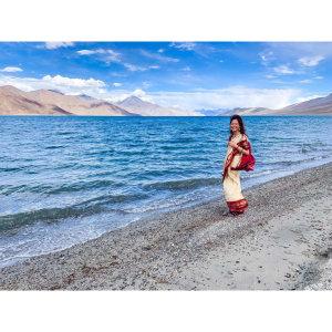 【印度】21天秒決定到印度兩個月!拉達克(四)Day42 青藏高原上三個傻瓜的班公錯!