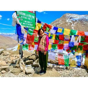 【印度】21天秒決定到印度兩個月!拉達克(六)Day44 努布拉山谷.官方烏龍事件.全世界汽車能通過的最高隘口