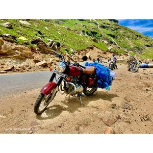 【印度】21天秒決定到印度兩個月!斯碧提山谷(一)Day35 人生真正的體會何謂跋山涉冰