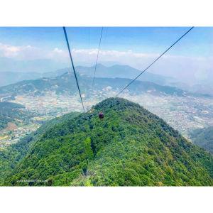 【印度】21天秒決定到印度兩個月!尼泊爾(四)Day10 加德滿都- 纜車眺望喜馬拉雅.塔美爾市區步行