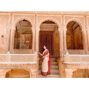 【印度】21天秒決定到印度兩個月!賈莎梅爾(一)Day23 金色城市.Haveli神美.不用到性廟也很教育的耆那教寺廟!